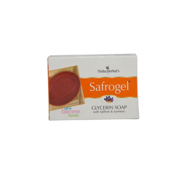Safrogel Glycerin Soap
